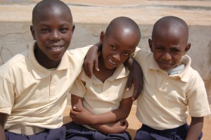 Kenia - june boys polo shirts