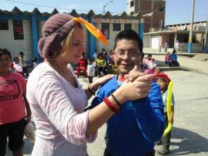 Peru - Amancay - Begegnungsstätte